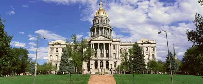 Colorado Attorney changing laws State Capitol Building Denver