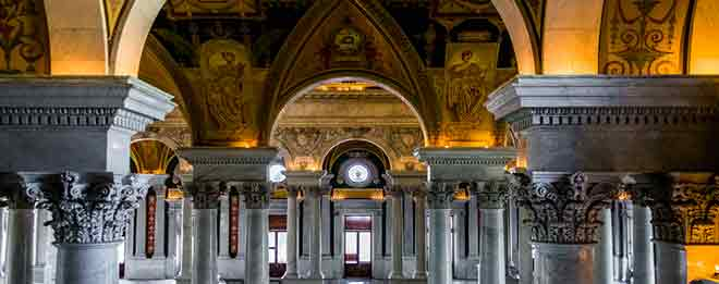 Legal Research at Library of Congress